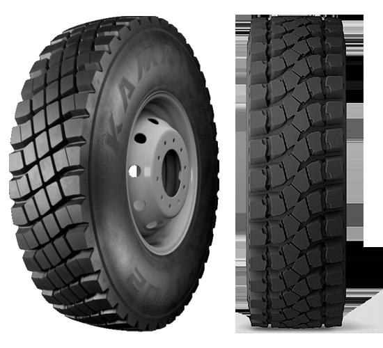 грузовые шины кама NU701